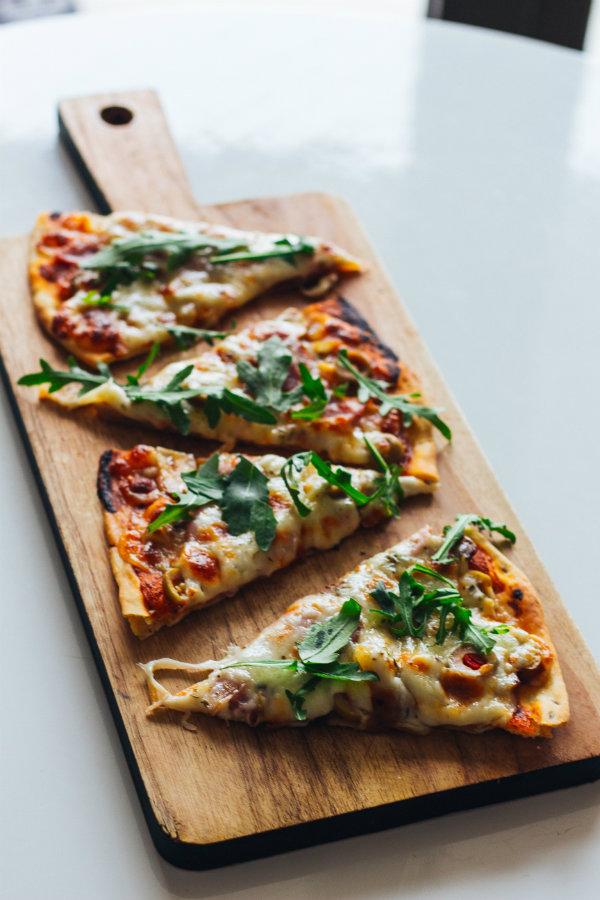 pate pizza